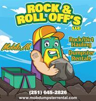 Now offering Rock & Dirt Hauling