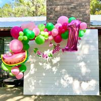 ONE in a Melon - Birthday Balloons