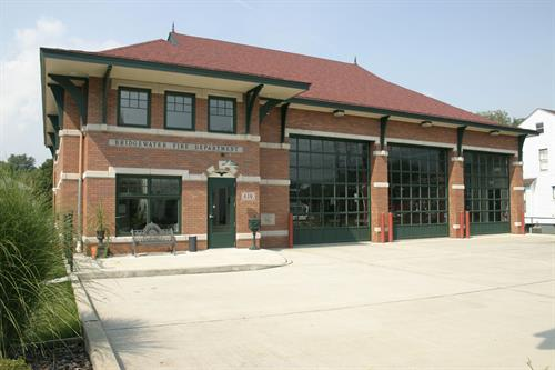 Fire House - New Construction