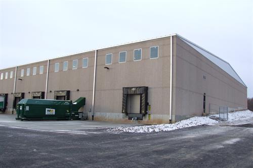 Distribution Center - New Construction