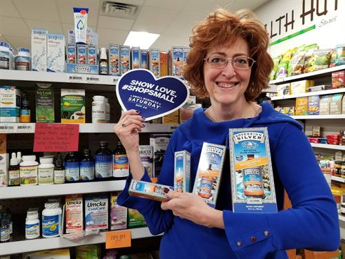 "Beth Ann - Sovereign Silver  ""If you only have ONE thing in your medicine cabinet, it should be Sovereign Silver! It is antibacterial, anti-viral, anti-fungal, & antimicrobial - safe for all the family & animals. If you don't know what ails you - try Sovereign Silver."""