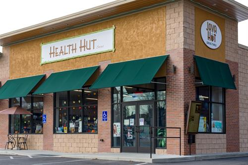 Health Hut & Java Hut Cafe - Chippewa