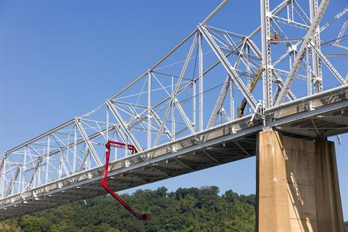 Ambridge/Alliquippa Bridge Inspection