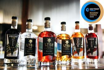 LYON RUM / Distillery & Tasting Room