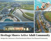 Heritage Shores Mixed-Use Community, Bridgeville, DE