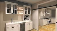 Residential kitchen renovation