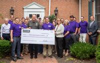 RAUCH inc. gives back to Project Purple