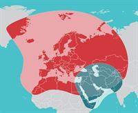 SAT-7 PARS satellite footprint