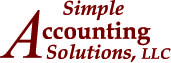 Simple Accounting Solutions LLC