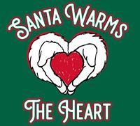 Santa Warms The Heart