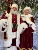The Eastern Shores Premier Santa and Mrs Claus!