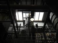 Caloris Evaporator Installation