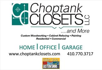 Choptank Closets LLC