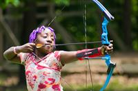 Archery at Camp Todd