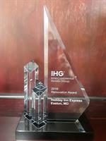 IHG's 2018 Renovation Award