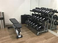 STATE OF THE ART FITNESS CENTER OPEN 24 HOURS