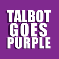 Talbot Goes Purple -- Festival of Hope next month