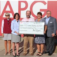 APG Chesapeake, Star Democrat Supports Education Foundation Fundraiser