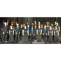9 High Schools compete in Choral Arts