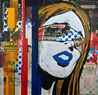 Artists Reception, Joshua Horkey: Fight or Flight