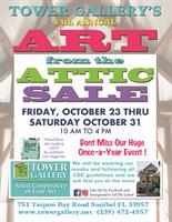 Tower Gallery Annual Attic Sale