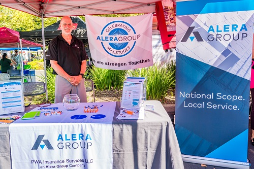 PWA at the Rancho Cordova Chamber of Commerce Business Expo 2019
