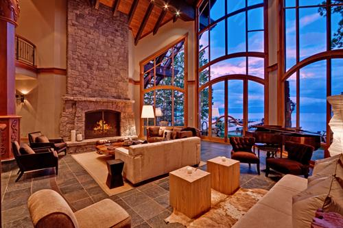Tahoe City Lakefront Real Estate