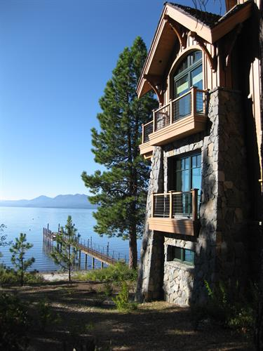 Tahoe Lakefront Real Estate