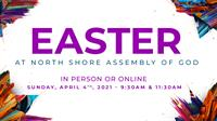 Easter at True Life Christian Worship Center