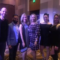 Team members at Invisalign Summit November 2018