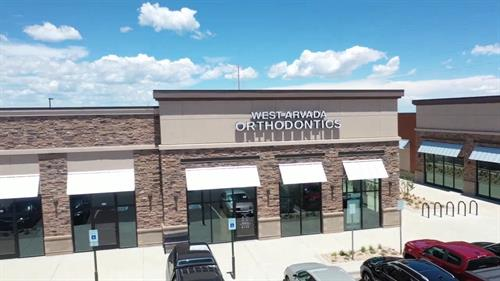 West Arvada Orthodontics Exterior