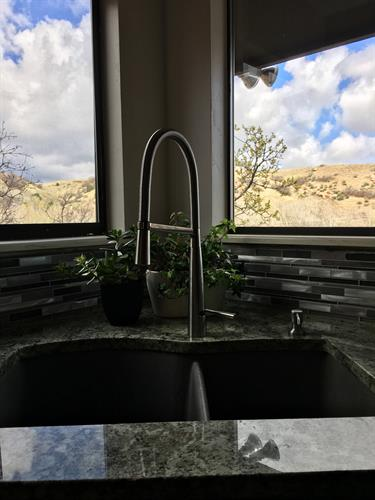Kitchen Faucet Installation in Littleton!