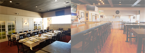 Welcome to Casual Dining, Bar, and Banquet/ Meeting Room