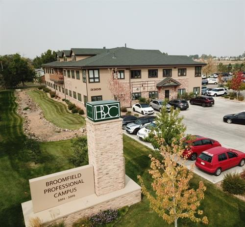 The Broomfield Professional Campus (BPC) at 3301 W. 144th Avenue