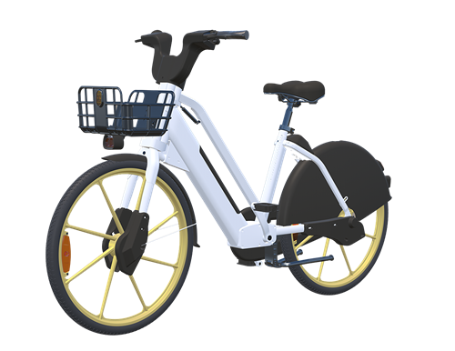 eBikes for rent or our Share-2-Own program
