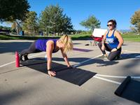 Free Outdoor Workout with F45 Training North Arvada