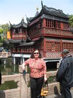 Jackie in Shanghai