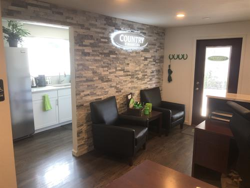 Inside of COUNTRY Financial - Arvada Agency