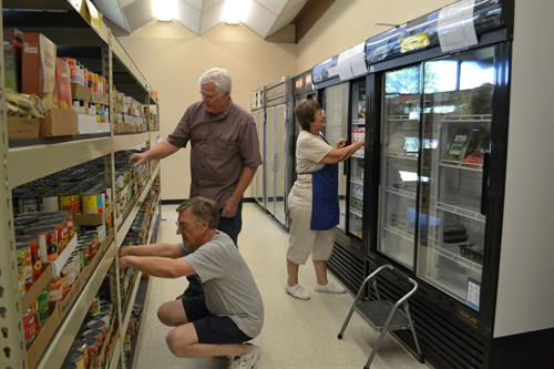 Client Choice Food Pantry
