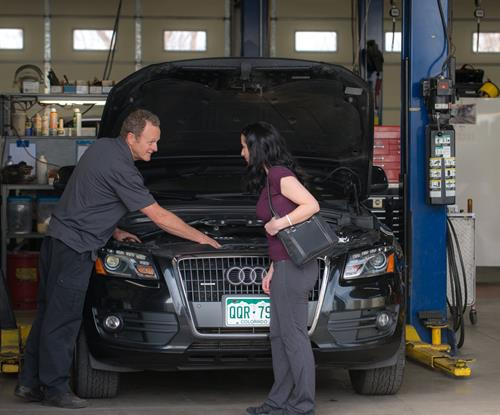 Colchin Automotive is driven by people who care about people. Female-friendly certified, A+ BBB rating and ASE certified.