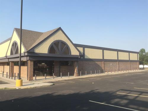Commercial Exterior