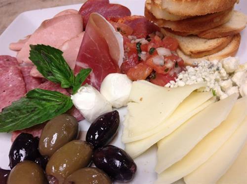 3 Son's Italian Appetizers