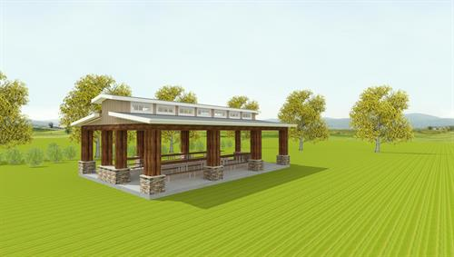 Help Us Build the Education Pavilion at Two Ponds!