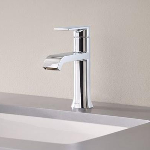 New Bathroom Faucet