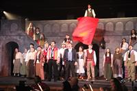 Les Miserables-2015 spring production.  OUTSTANDING performances
