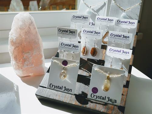 Crystal Joys: Handmade Gemstone Jewelry