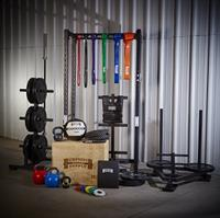 Full line of fitness equipment