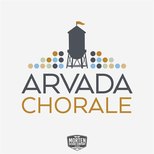 Logo for the Arvada Chorale