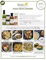 November Make Fresh Dinners