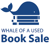 JCLF's semi-annual Whale of a Used Book Sale